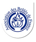logo de l'association des brûlés de France