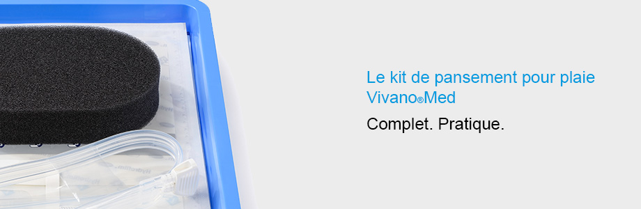 kits de mousse VivanoMed
