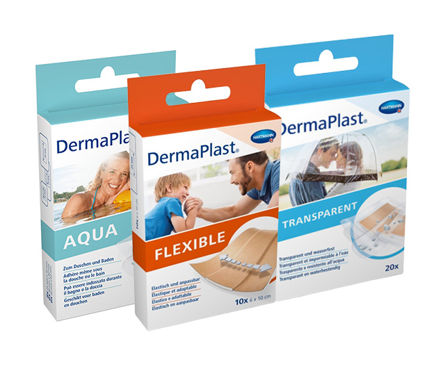 Dermaplast_pansement_packaging